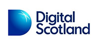 Logo Digital Scotland